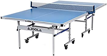 Joola Nova DX All-Weather 9x5 Foot Table Tennis Table with Net Set