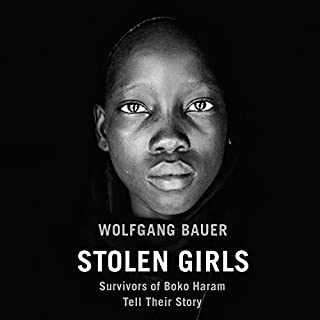 Stolen Girls cover art