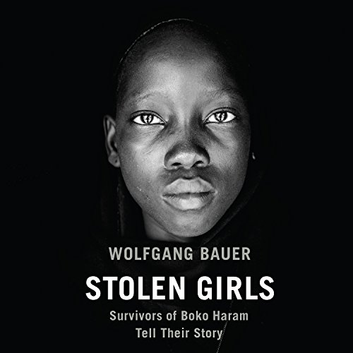 Stolen Girls audiobook cover art
