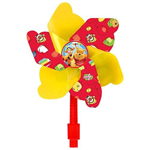 SOLA Disney - Bicicletta Mulino a vento per bicicletta, Winnie the Pooh