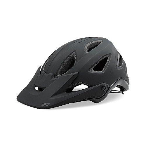 GIRO(ジロ) サイクルヘルメット MONTARO MIPS MATTE BLACK/GLOSS BLACK L 7068026