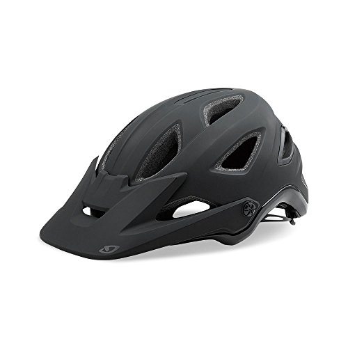 Giro Montaro MIPS Adult Mountain Cycling Helmet - Medium (55-59 cm), Matte Black/Gloss Black (2021)