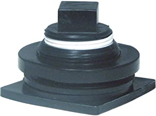 Rubbermaid Commercial Stock Tank Drain Plug Kit, FG505012