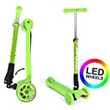 Apollo Fun-Scooter Kids Whiz LED Roller für Kinder ab 3
