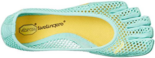 Vibram FiveFingers Vi-b, Women's Outdoor Multisport Training Shoes, Turquoise (Mint), 5.5 UK (38 EU)