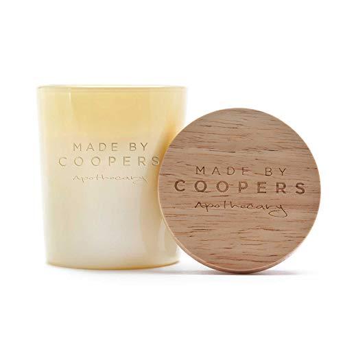 Made By Coopers Revive Natürliche Soja-Kerze mit ätherischen Ölen, Zitronengras, Ingwer, Limette und Bergamotte (170 g)
