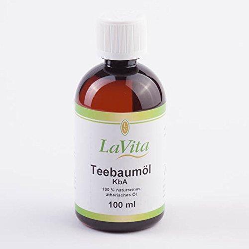 Teebaumöl Bio von Lavita (100ml)