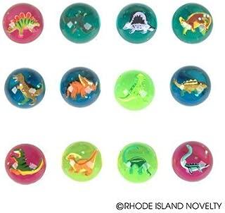 "2"" Dinosaur Hi-Bounce Ball (Box of 12)"