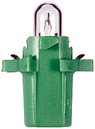HELLA 8GA 007 997-091 Glühlampe - Sockelglühlampe - Standard - 12V/2W - B8.7d - Schachtel - Menge: 10