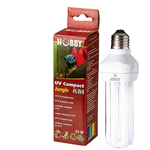 Hobby 37333 UV Compact Jungle, 4 % UV-B, 23 W
