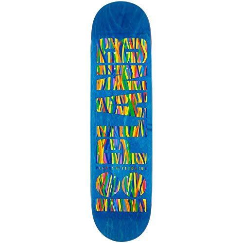 Plan B Skateboards Team Og Sheffey Skateboard Tavola Blu 8.0'