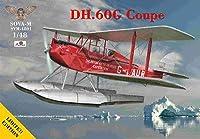 1/48 英・デハビランドDH.60Gクーペ水上機・英北極遠征隊(SOVA-Mブランド) プラモデル