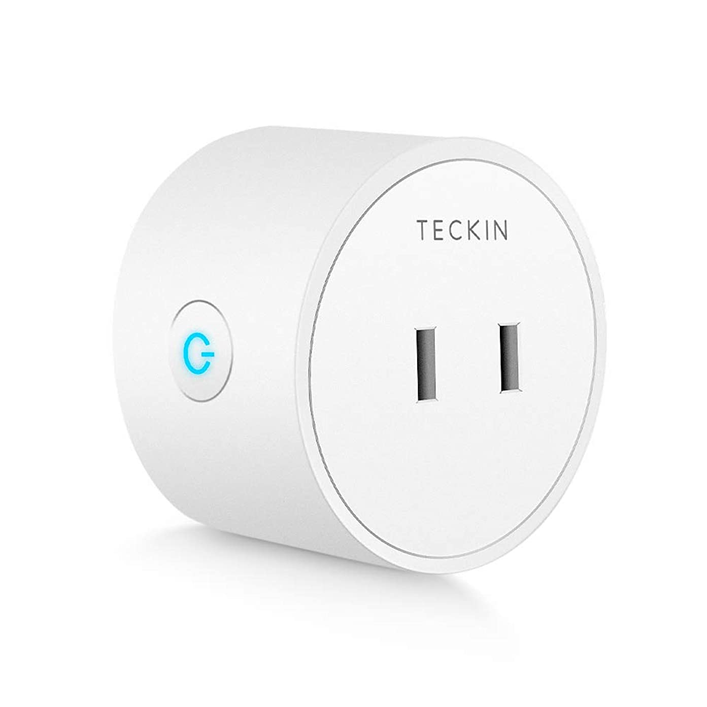 エーカー他のバンドでラショナルスマートプラグ WiFi スマートコンセント TECKIN Echo Alexa対応 Google ホーム対応 遠隔操作 スケジュール設定 2.4GHzで動作 直差しコンセント ハブが必要なし