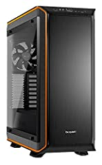 Motherboard tray and HDD slots with enhanced possibilities for individual requirements Three silent Wings 3 PWM fans Stepless dual-rail fan controller is switchable between silence and performance modes Ready for radiators up to 420mm Psu shroud and ...