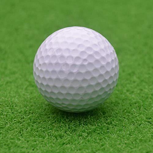 HUANGDANSEN Golf Golf Pu Ball Schwammball Pu Schaumball Indoor-Übung Pu Toy Ball Golfball Weiche Indoor-Übungssicherheit
