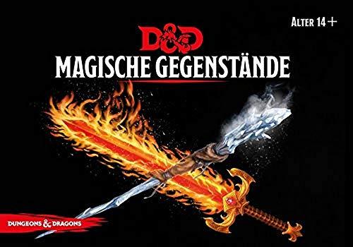 D&D: Magische Gegenstände (Dungeons & Dragons / Zubehör)