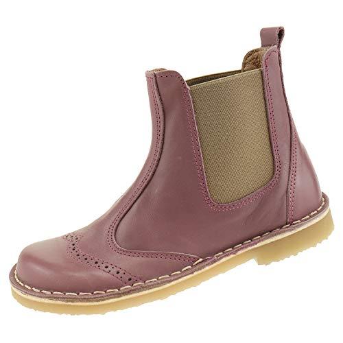pom pom Kinderschuhe 150229 15207908 Wine Mädchen Stiefeletten Chelsea Boots (29 EU)