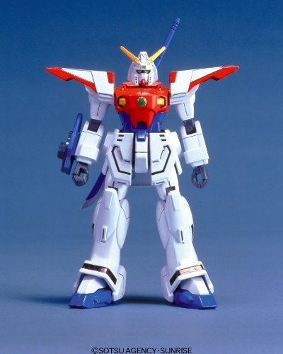 Bandai Hobby G-09 Rising Gundam, Bandai G Gundam 1/144 Action Figure