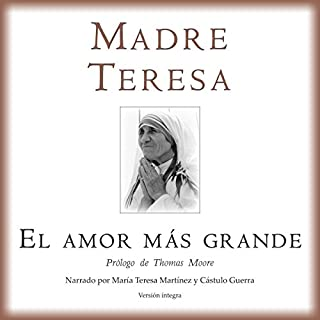 El Amor Mas Grande [The Greatest Love] audiobook cover art
