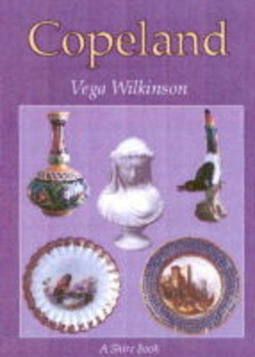 Copeland (Shire Album) by Vega Wilkinson (2000-08-01)
