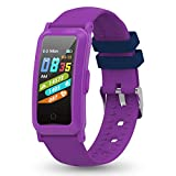 YoYoFit Kids <span class='highlight'>Fitness</span> Tracker with Heart Rate, <span class='highlight'>Activity</span> Tracker with Blood Pressure and Blood Oxygen, Health Watch with Step Counter, Calorie Counter, Sleep Monitor <span class='highlight'>for</span> Boys Girls Gift