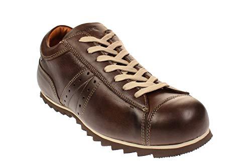 Snipe 42185E America - Herren Schuhe Sneakers Freizeitschuhe - Marron, Größe:43 EU