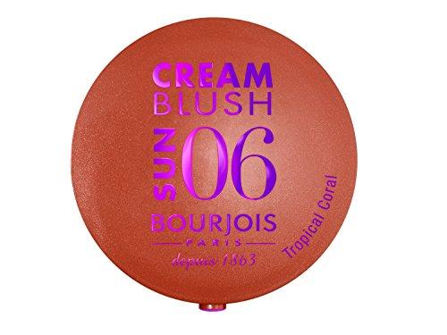 Bourjois Depuis 1863 Blusher fard en crème - 06 corail tropical 2.5g