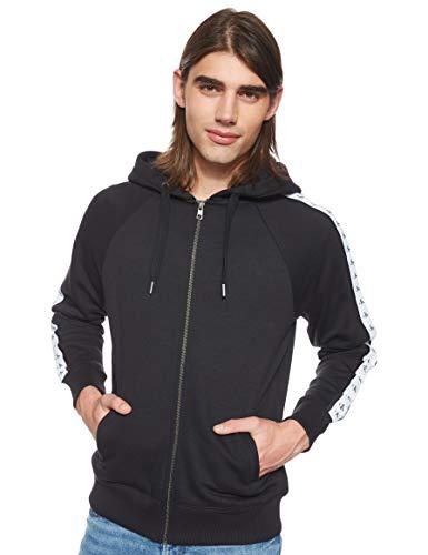 Calvin Klein Jeans Herren Sweatjacke schwarz S