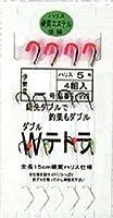Marufuji(マルフジ) S-993 ダブルテトラ 6号