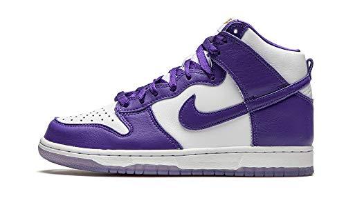 Nike Dunk Hi SP Womens - White Varsity Purple - 43 EU