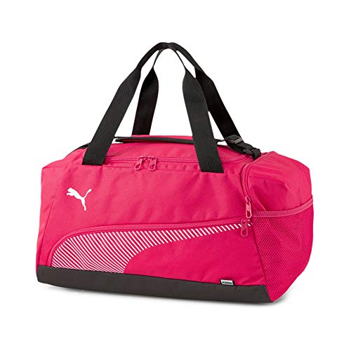 PUMA Fundamentals Sports Bag S Bolsa Deporte, Unisex Adulto, Virtual Pink, OSFA