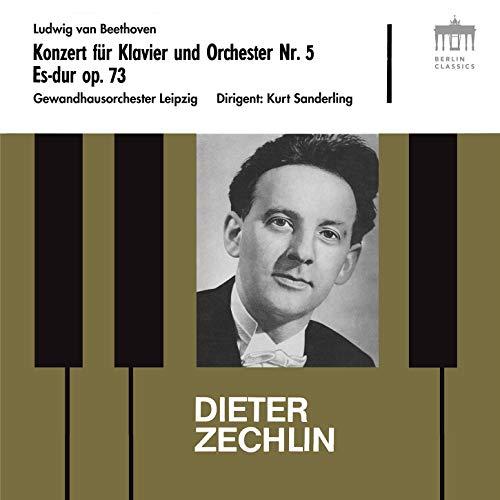 Beethoven : Concerto pour piano n° 5. Zechlin, Sanderling.