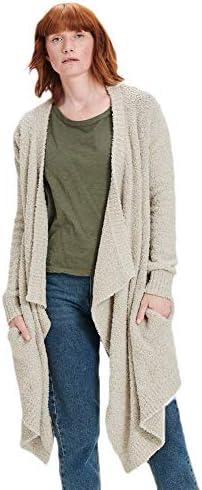 UGG Women s Phoebe WRAP Cardigan Driftwood M product image