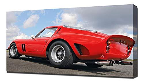 Lilarama 1962 Ferrari 250 GTO V11 - Image sur Toile - Impression Giclée