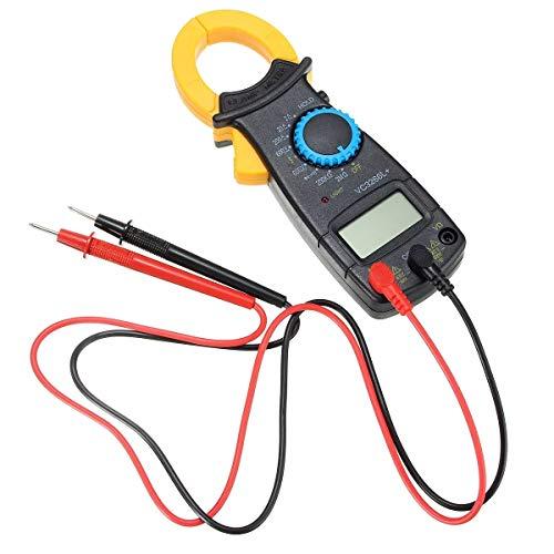 Überspannungschutz VC3266L + Digital Clamp Elektronische AC-DC-Volt-Spannung Ampere Ohm-Tester Messgerät Meter Multimeter
