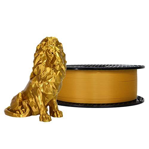 Prusament Prusa PLA Viva La Bronze (Blend) 970g Spool Filament (2.13 lbs), Diameter Tolerance +/- 0.02mm