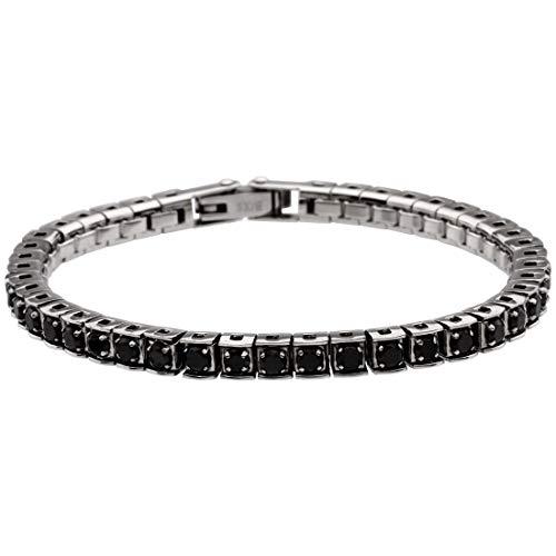 Calvin Klein Jeans Jewelry Reflectante Pulsera de Las Mujeres kj64ab0102X S
