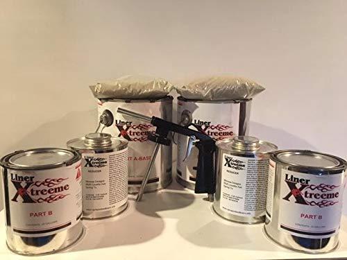 LinerXtreeme Spray on Bedliner Kit 3.0 gal Color KIT - 12 liters!