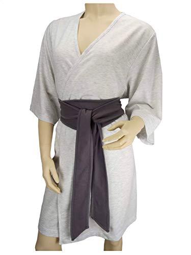 Tchibo TCM Damen Morgenmantel Kimono Kurz Jersey (L)