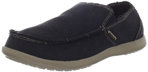 Crocs Men's Santa Cruz Loafer | Comfortable Casual Slip on Shoes