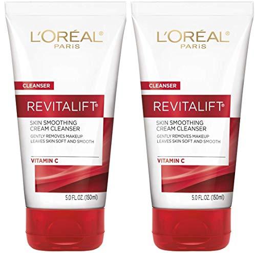 L'Oreal Paris Skincare Revitalift Radiant Smoothing Wet Facial Cream...