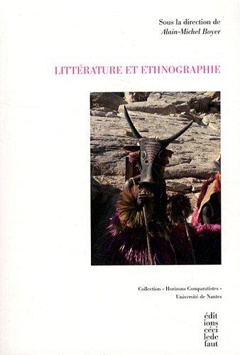 Mirror PDF: Littérature et ethnographie
