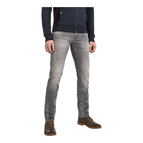 PME Legend Herren Jeans Nightflight Slim Fit grau (13) 35/32