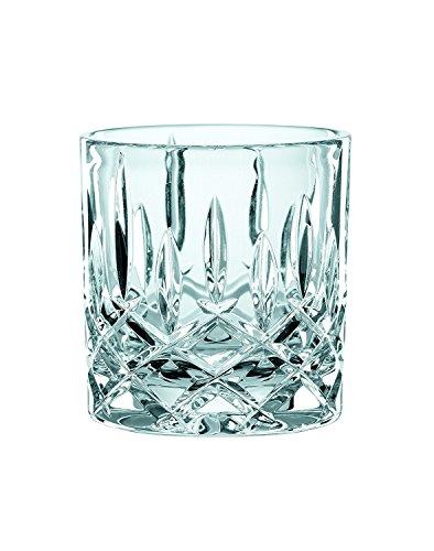 Nachtmann 8-teiliges Whisky-Set Single Old Fashioned Glas 245ml Kristallglas Noblesse 2x 0098857-0