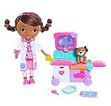 Just Play Doc McStuffins Magic Talking Doc & Care Cart