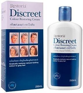 Restoria Discreet Colour Restoring Cream for Grey Hair 250 ml(8.45 fl oz)