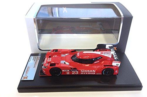 Ixo Voiture modèle GT-R LM Nismo Sebring Voiture 1/43 Premium X PRD518J