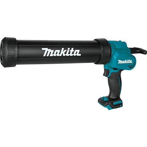 Makita GC01ZC 12V max CXT Lithium-Ion Cordless 29 oz. Caulk and Adhesive Gun, Tool Only