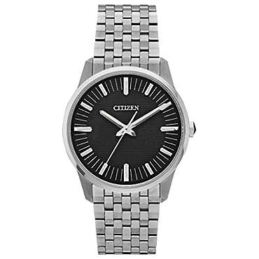 Citizen AQ6021-51E Caliber 0100 Most Accurate Watch in The World Titanium Band
