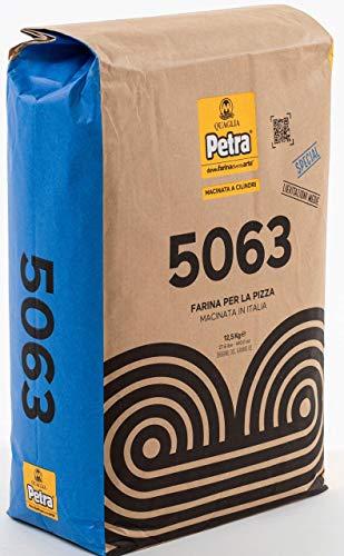 Farina Petra 5063 - sacco da 12,5 kg - Farina di tipo 0 SPECIAL